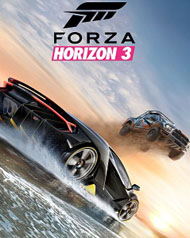 E3 2016: Forza Horizon 3 Hands-on Box Art