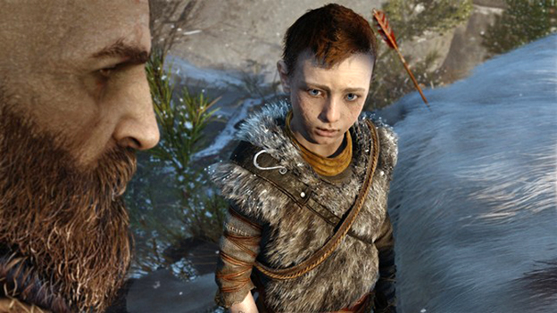 E3 2016: God of War Preview
