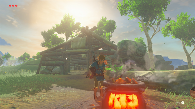 Legend of Zelda: Breath of the Wild Hands-on Preview