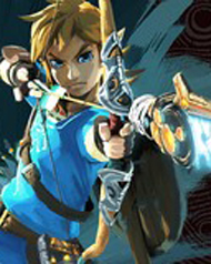 Legend of Zelda: Breath of the Wild Hands-On Box Art