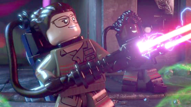 LEGO Dimensions: Ghostbusters Story Pack Hands-on Screenshot
