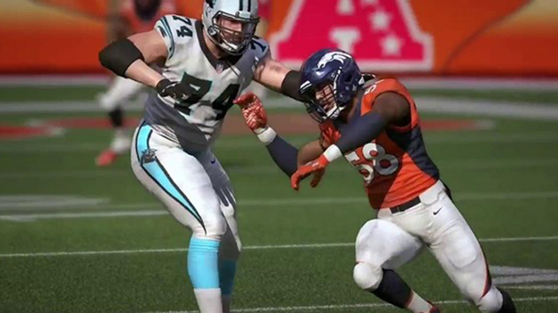 E3 2016: Madden 17 Screenshot