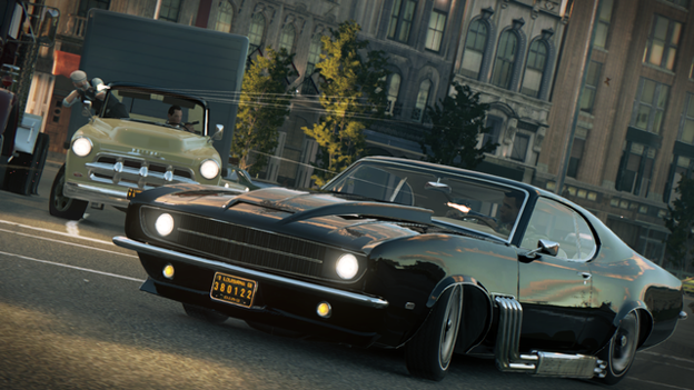 E3 2016: Mafia III Screenshot