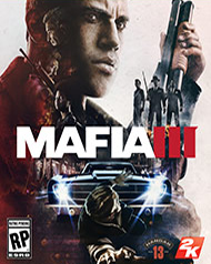 E3 2016: Mafia III Box Art