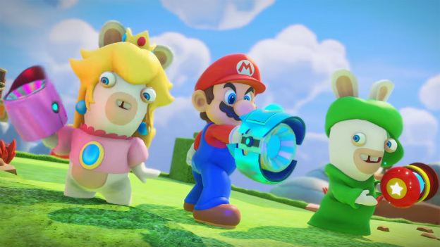 Mario + Rabbids: Kingdom Battle Hands-on Preview
