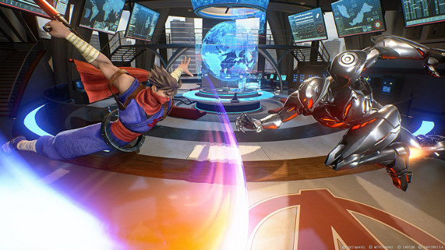Marvel vs Capcom: Infinite Screenshot