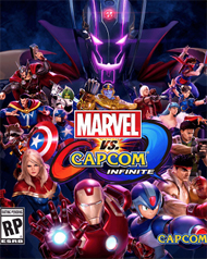 Marvel vs Capcom: Infinite Box Art