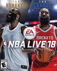 NBA Live 18 Live Event Cover Art