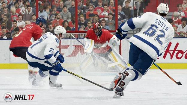 The NHL 17 Beta is Cool as Ice