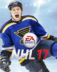 NHL 17 Beta Box Art