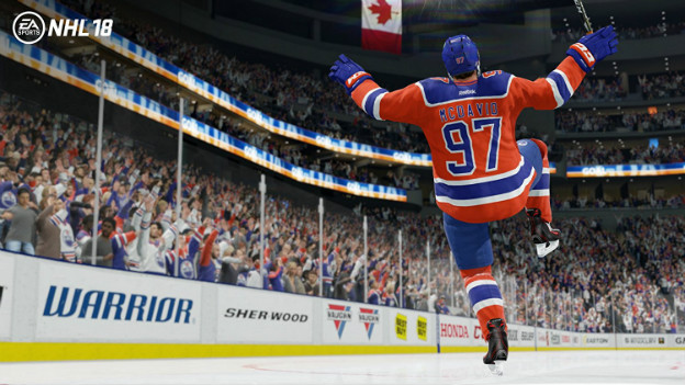 NHL 18 Live Event Screenshot