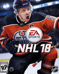 NHL 18 Live Event Cover Art