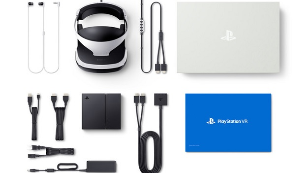PlayStation VR Hands-On Screenshot