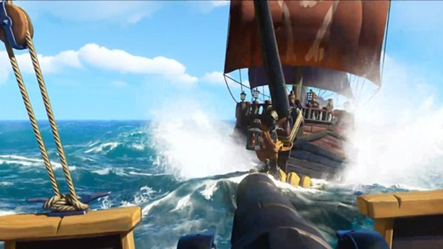 Sea of Thieves Hands-on Preview