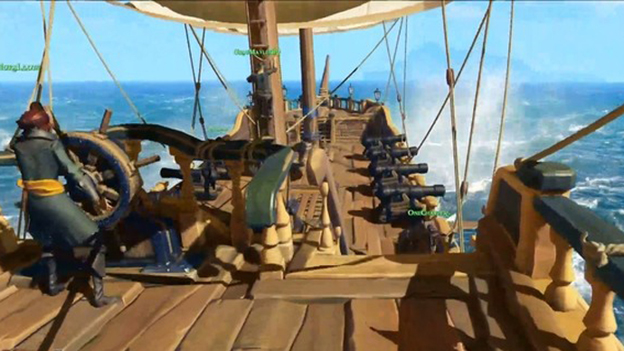 Sea of Thieves Hands-on Screenshot