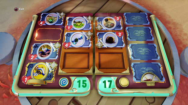 Skylanders SuperChargers Hands-on Screenshot