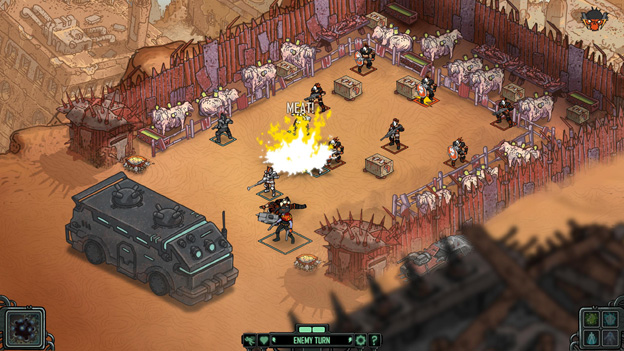 Skyshine's Bedlam Screenshot