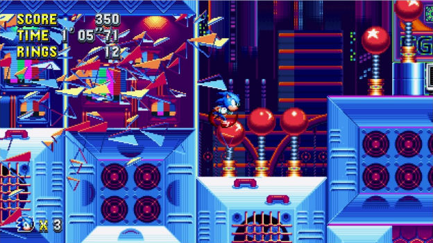 Sonic Mania Hands-on Preview