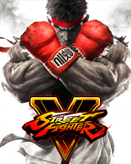 Street Fighter V PS4 Beta Box Art