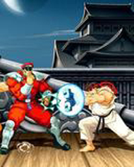 Ultra Street Fighter II: The Final Challengers Cover Art