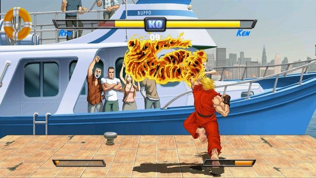 Ultra Street Fighter II: The Final Challengers Preview