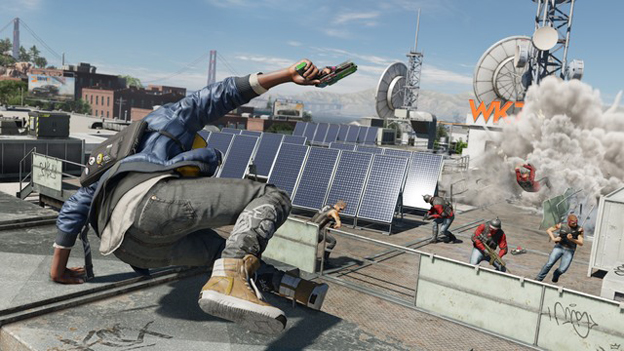 E3 2016: Watch Dogs 2 Hands-on Screenshot