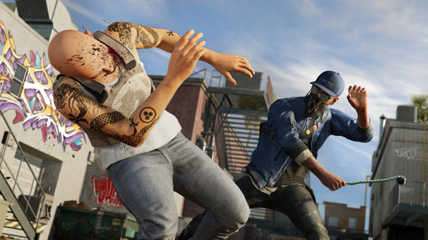 E3 2016: Watch Dogs 2 Hands-on Preview