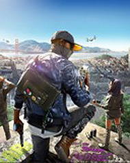 E3 2016: Watch Dogs 2 Hands-on Box Art