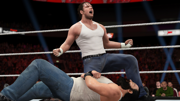 WWE 2K16 Hands-on Screenshot
