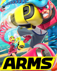 ARMS Cover Art