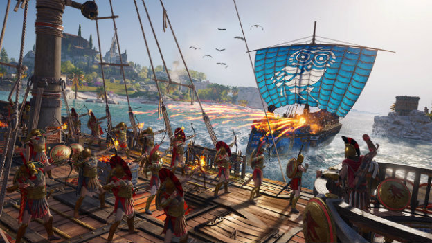 Assassin's Creed: Odyssey Screenshot