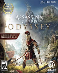 Assassin's Creed: Odyssey Cover Art