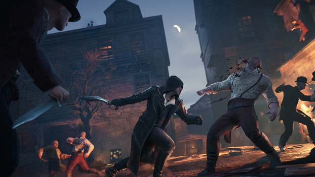 Assassin's Creed: Syndicate Screenshot