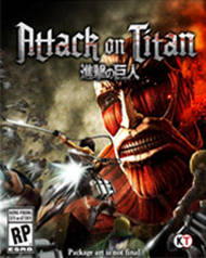 Attack on Titan Cover Art