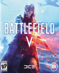 Battlefield V Cover Art