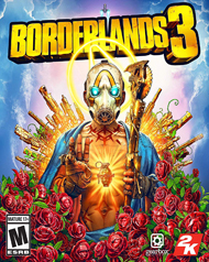 Borderlands 3 Cover Art