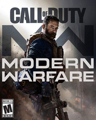 Call of Duty: Modern Warfare Cover Art