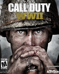 Call of Duty: WWII Cover Art