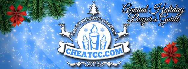 CheatCC Holiday Guide 2018