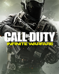 Call of Duty: Infinite Warfare Cover Art