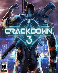 Crackdown 3 Cover Art