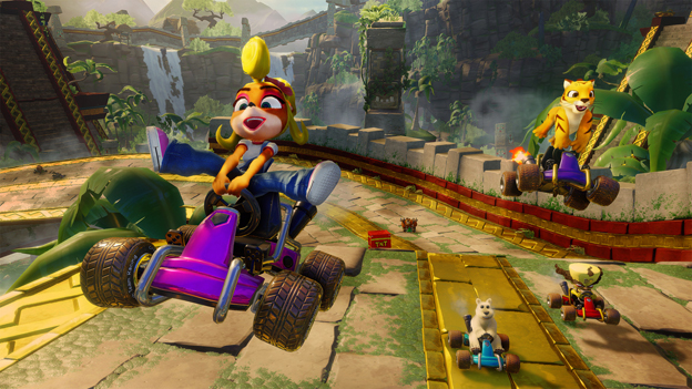 Crash Team Racing: Nitro-Fueled Screenshot