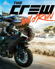 The Crew: Wild Run  Box Art