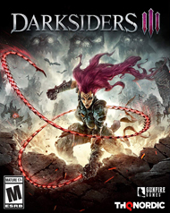 Darksiders III Cover Art