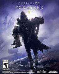Destiny 2: Forsaken Cover Art