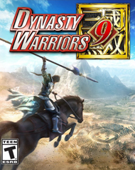 Dynasty Warriors 9 Cover Art