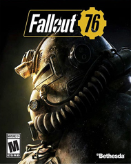 Fallout 76 Cover Art