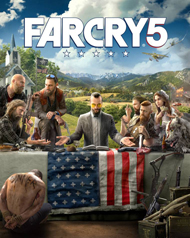 Far Cry 5 Cover Art