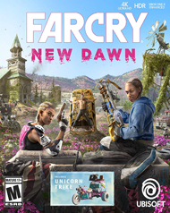 Far Cry: New Dawn Cover Art
