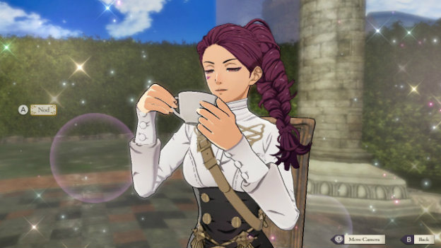 Fire Emblem: Three Houses Screenshot